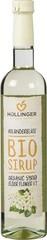 Elderflower syrup (vlierbloesem)