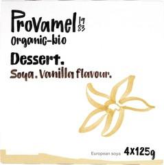 soya dessert vanilla 4-pack