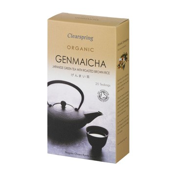 Genmaicha thee