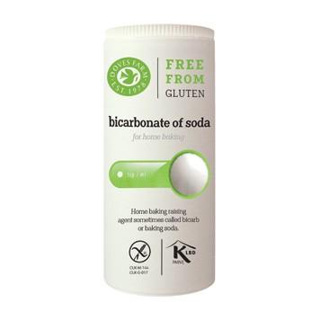 Bicarbonate of soda (zuiveringszout)