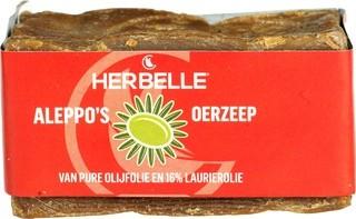 aleppozeep olijfolie en 16% laurierolie
