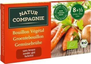 groentebouillonblokjes gistvrij