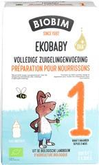 ekobaby zuigelingen 1