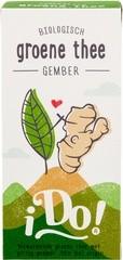 groene thee gember