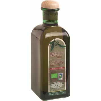 Wilde olijfolie (eerste koude extractie)