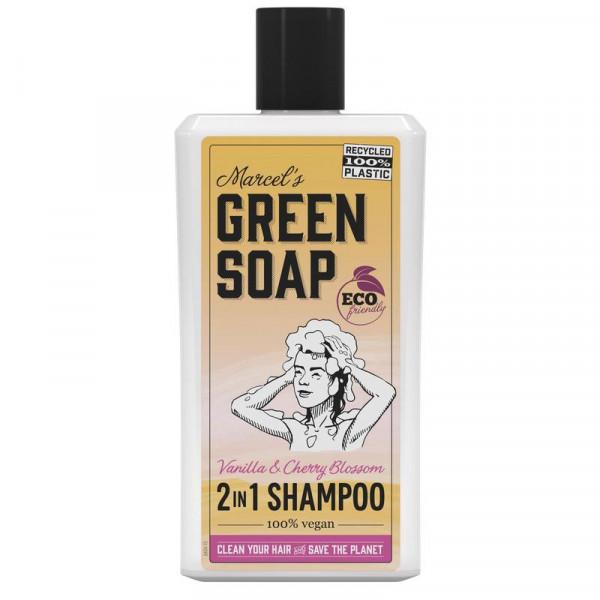 2 in 1 shampoo vanilla & cherry blossom