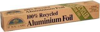 aluminiumfolie gerecycled