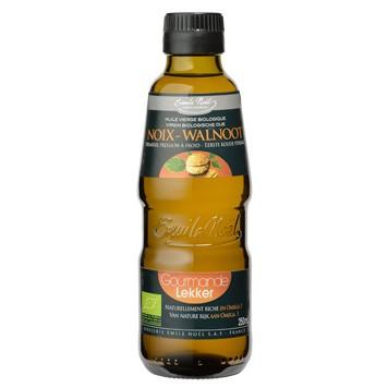 Walnoten olie
