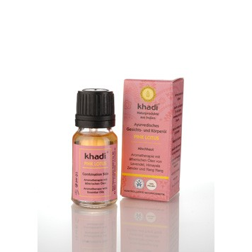 Mini oil pink lotus