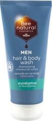 men hair & body wash eucalyptus