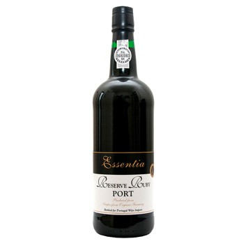 Port reserve ruby (rood)