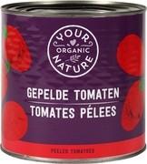gepelde tomaten 2500 gram