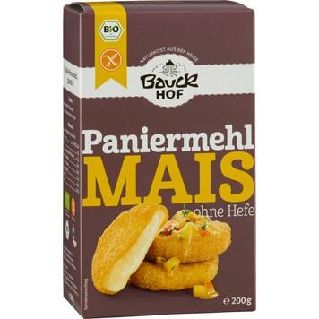 Mais-paneermeel (zonder gist)