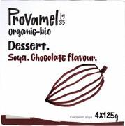 Soya dessert chocolate 4-pack