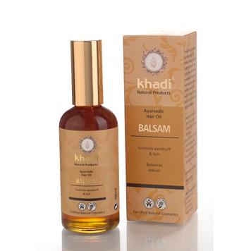 Balsam hair oil