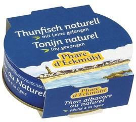 Tonijn naturel