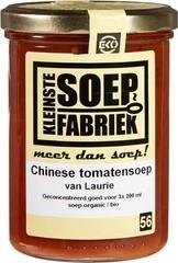 chinese tomatensoep van lau