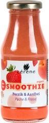 Smoothie perzik-aardbei
