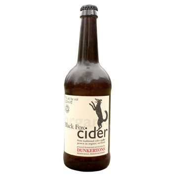 black fox appelcider