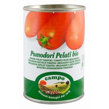 Gepelde tomaten (blik)