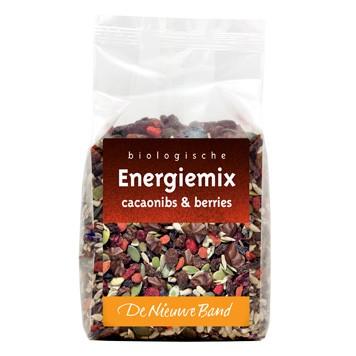 Energiemix cacao nibs berries