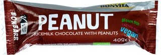 bonbarr ricemilk chocolate & peanuts