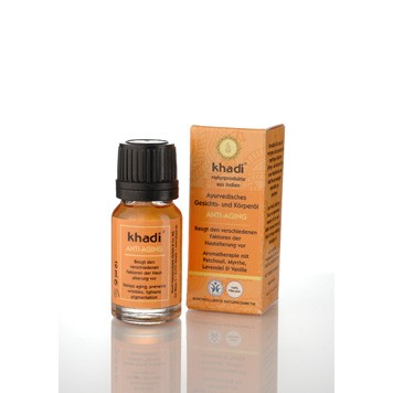 Mini oil anti ageing