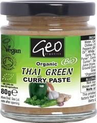 curry paste thai green