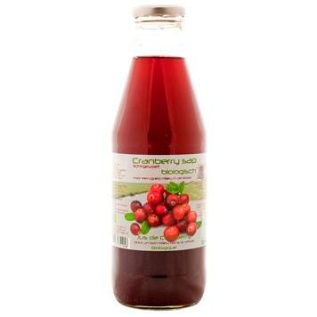 Cranberrysap (lichtgezoet)