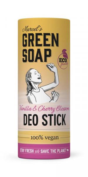 deodorant stick vanilla & cherry blossom