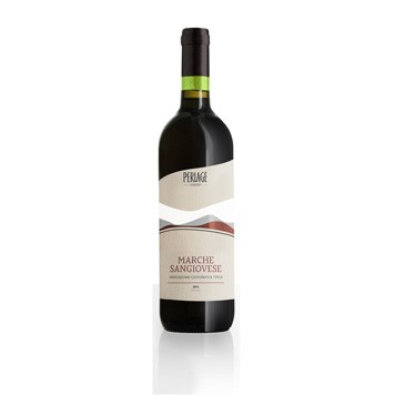 Marche sangiovese rood