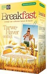 tarwe haver ontbijt