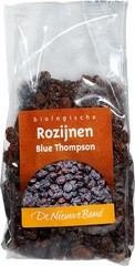 Rozijnen blue thompson