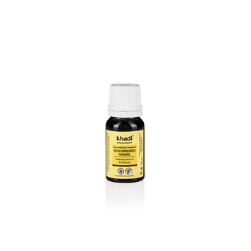 Vitalizing hair oil