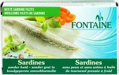 sardines zonder huid & graat