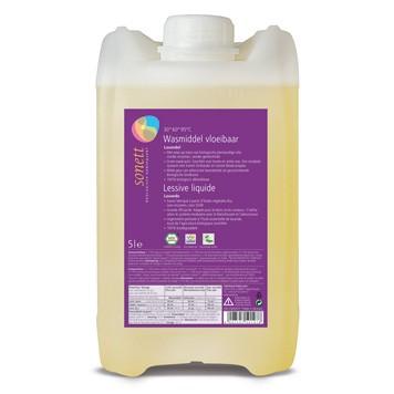 vloeibaar wasmiddel lavendel (navul)