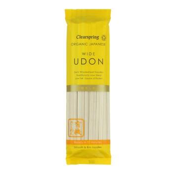Wide udon noodles