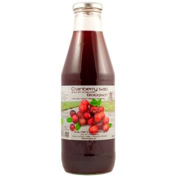 Cranberrysap (ongezoet)