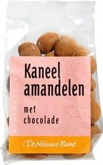 Kaneel-amandelen in choco