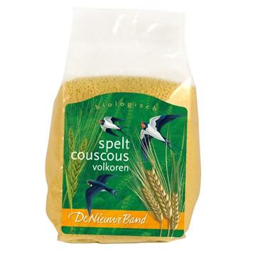 Spelt-couscous