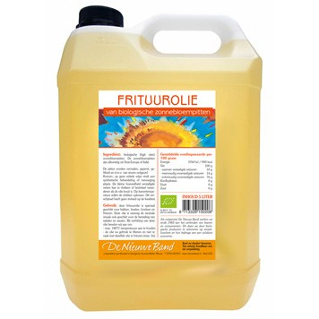 frituurolie high oleic