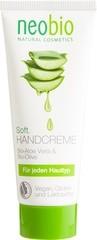 Soft handcrème