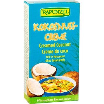 Kokosnootcreme (santen)