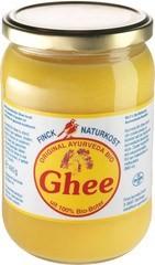 Geklaarde boter (ghee)