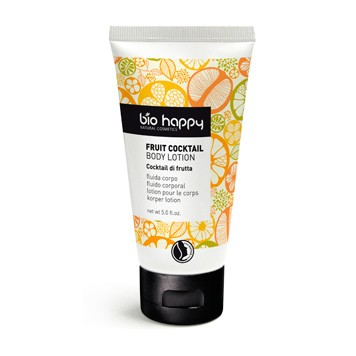 Fruit cocktail body lotion