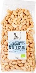 Cashewnoten geroosterd en gezouten