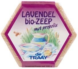 lavendel zeep met propolis