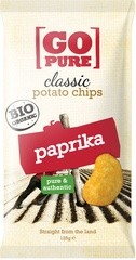 Classic chips paprika