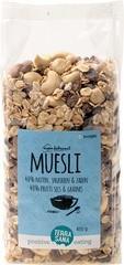 muesli noten, vruchten & zaden
