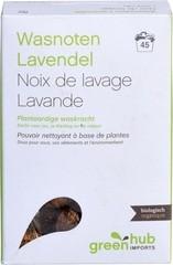 Wasnoten lavendel